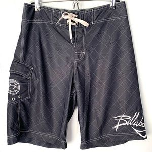 Billabong Men's Swim Boardshorts I Black size 32